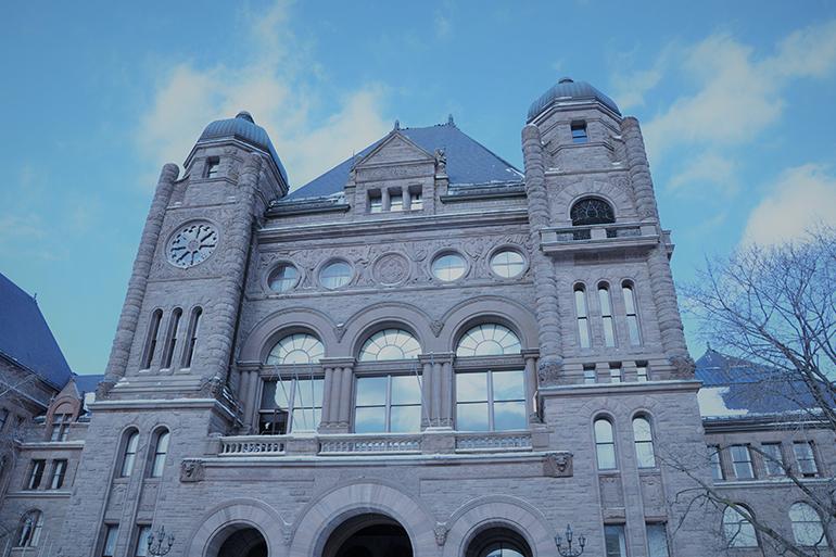 Ontario-Legislature